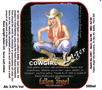 Fallen Angel Cowgirl Lager