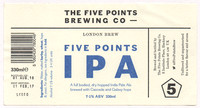 5006 Five Points IPA